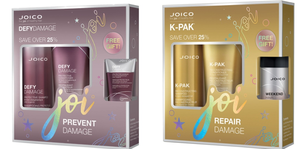 Joico hair care gift sets