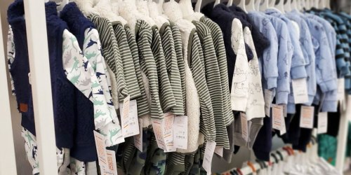 Carter's Baby Apparel & Shoes from $5.59 on Target.com