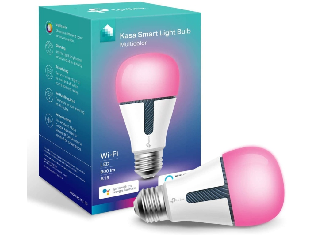 Kasa LED Smart Light Bulb