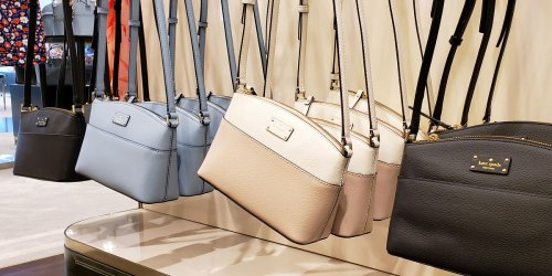 Kate Spade Crossbody Bag Only $59 Shipped (Regularly $168) + Extra 50% Off Sale Styles
