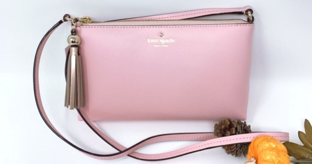 Kate Spade Ivy Street Amy in pink with flowers