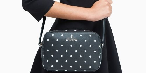 Kate Spade Crossbody Bag Just $79 Shipped (Regularly $279) | Great Gift Idea!