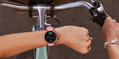 Kate Spade Women's Smartwatch Only $99 Shipped on Amazon (Regularly $278)