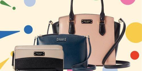 Kate Spade Crossbody Bag Only $63 Shipped (Regularly $200)