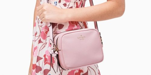 Kate Spade Crossbody Bag Only $79 Shipped (Regularly $199) | Great Reviews