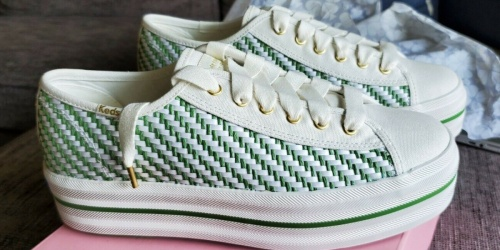 Kate Spade Keds Only $29.99 Shipped on Zulily.com (Regularly $80+)