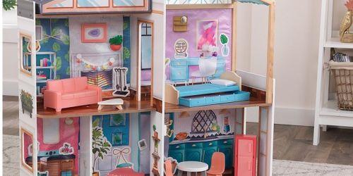 KidKraft Magnetic Makeover Dollhouse Set Only $69.99 on Zulily.com (Regularly $130)