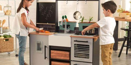 KidKraft Farm To Table Play Kitchen Set Only $99.99 Shipped on Amazon (Regularly $199)