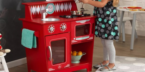 KidKraft Classic Kitchenette Only $43.98 Shipped (Regularly $70) | Awesome Reviews