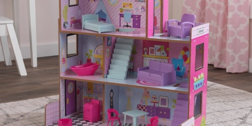 KidKraft Dollhouse w/ Furniture Only $39.99 on Zulily (Regularly $75)