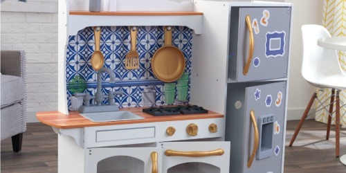 KidKraft Mosaic Magnetic Play Kitchen w/ Accessories Just $99.99 Shipped on Walmart.com (Regularly $150)