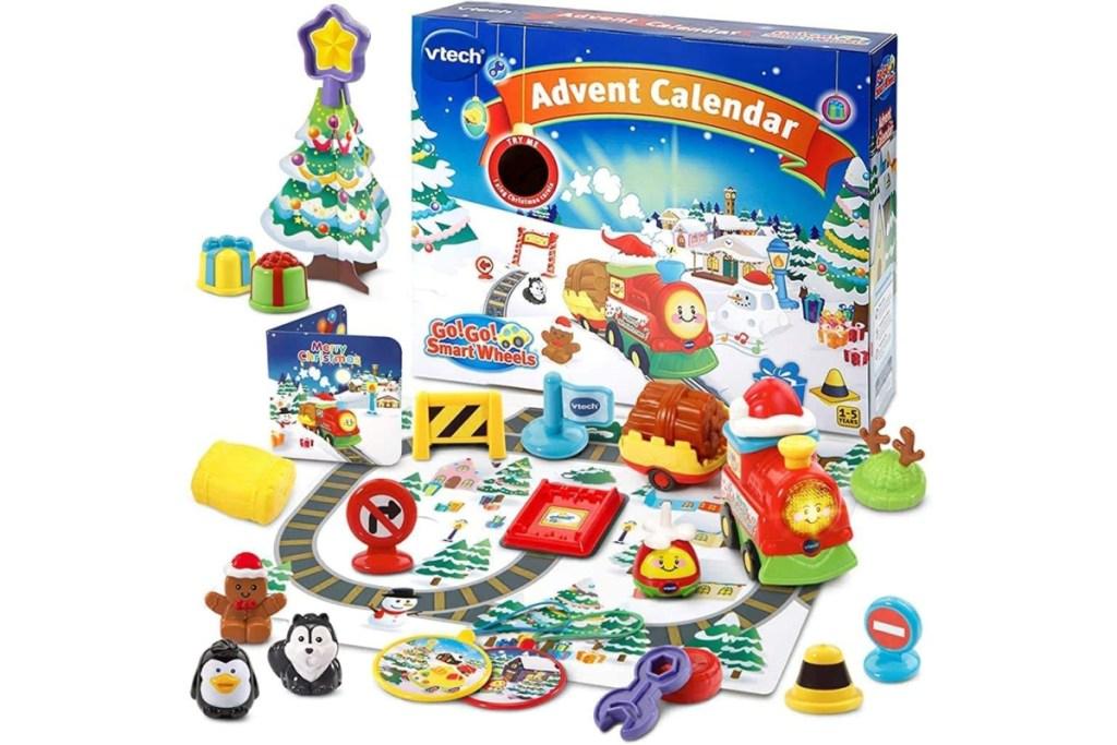 vtech kids advent calendar