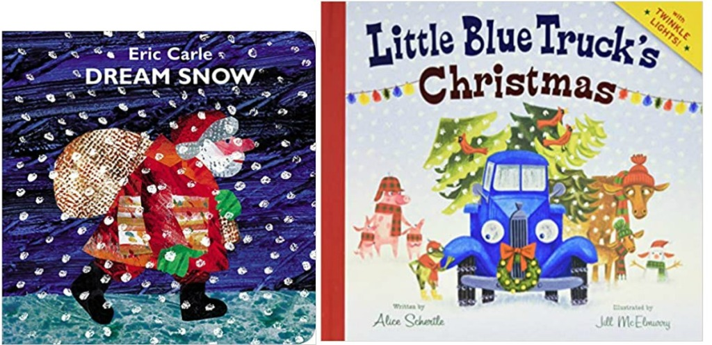 Christmas themed Children's books