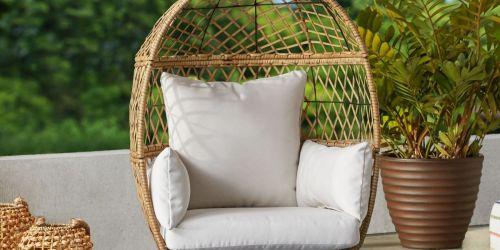 Better Homes & Gardens Ventura Kids Egg Chair Only $99.99 Shipped on Walmart.com