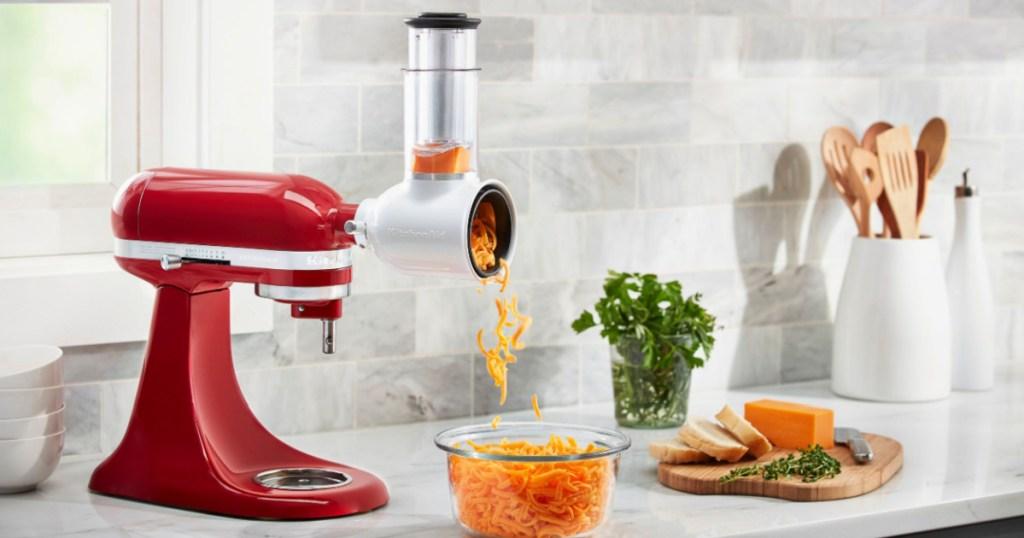 KitchenAid Fresh Prep Slicer Shredder Attachment