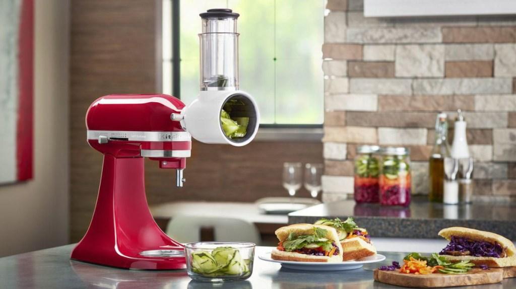 KitchenAid Fresh Prep Slicer/Shredder Attachmen