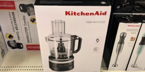 KitchenAid 9-Cup Food Processor from $62.99 Shipped (Regularly $150+)
