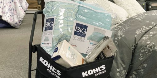 TWO Chances to Get 40% Off Your Entire Kohl's Order (Check Your Inbox!)