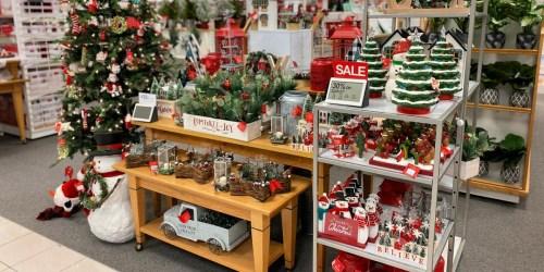 Over 55% Off Farmhouse Christmas Decor on Kohls.com | Throw Pillows, Photo Frames & More