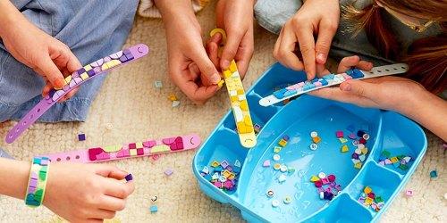 LEGO Dots Craft Sets from $3.99 on Target.com | DIY Bracelets, Secret Boxes, Party Sets & More