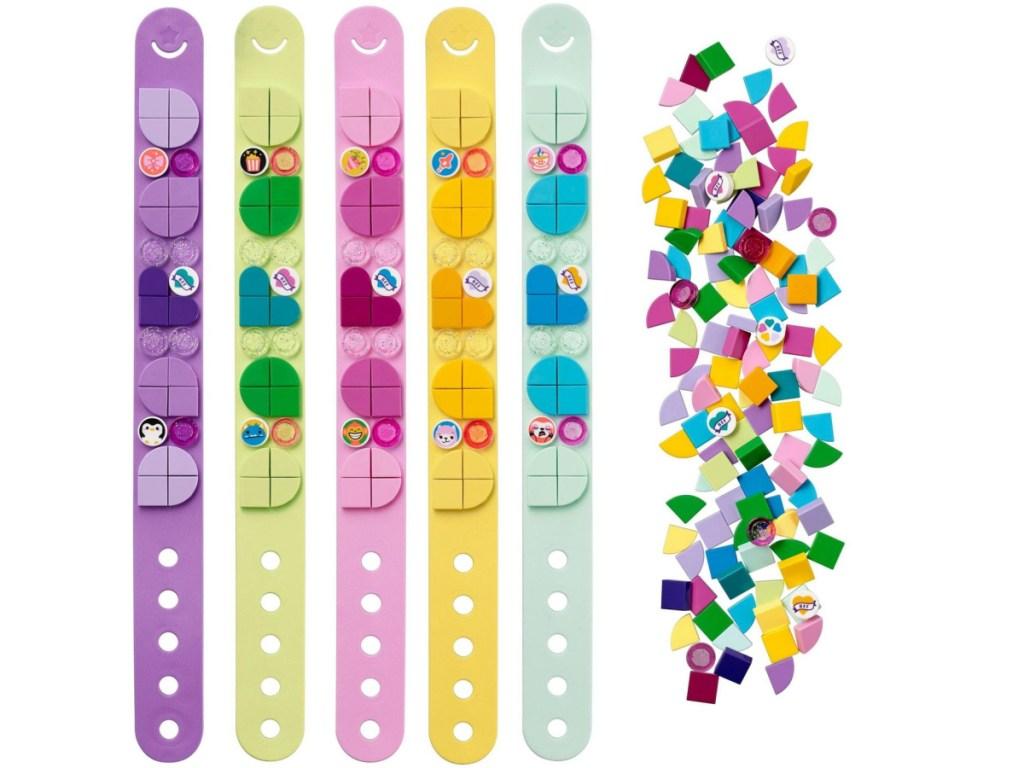 LEGO DOTS bracelets kit