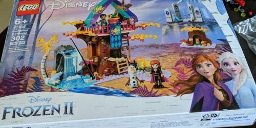 LEGO Disney Frozen Enchanted Treehouse Set Only $29.99 (Regularly $50)