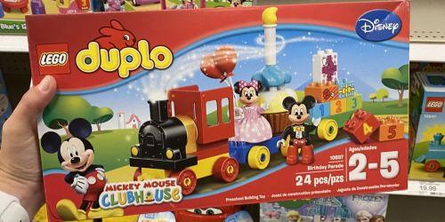 Up to 40% Off LEGO Sets on Target.com | Disney, Avengers, Trolls & More