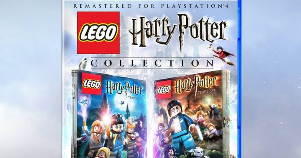 LEGO Harry Potter PS4 game