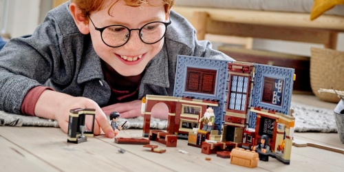 LEGO Harry Potter Classroom Moments Sets Just $23.99 on Amazon (Regularly $30) | NEW 2021 Releases