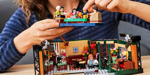 LEGO Friends Central Perk Set Only $47.99 Shipped on Amazon (Regularly $60)