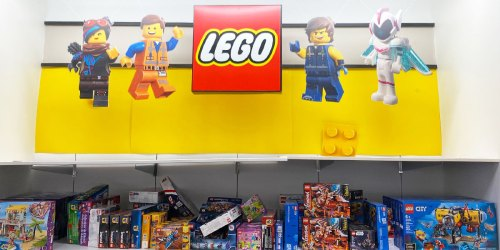 30% Off LEGO Sets at Kohl's + Earn $15 Kohl's Cash When You Spend $50 | Disney, Harry Potter & More