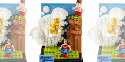 LEGO DC Wonder Woman Building Set Only $32.95 on Walmart.com (Regularly $40)