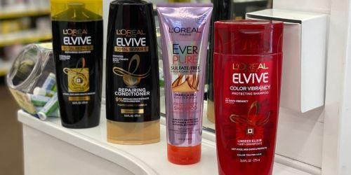$4 Worth of L'Oréal Paris Hair Care Coupons to Print