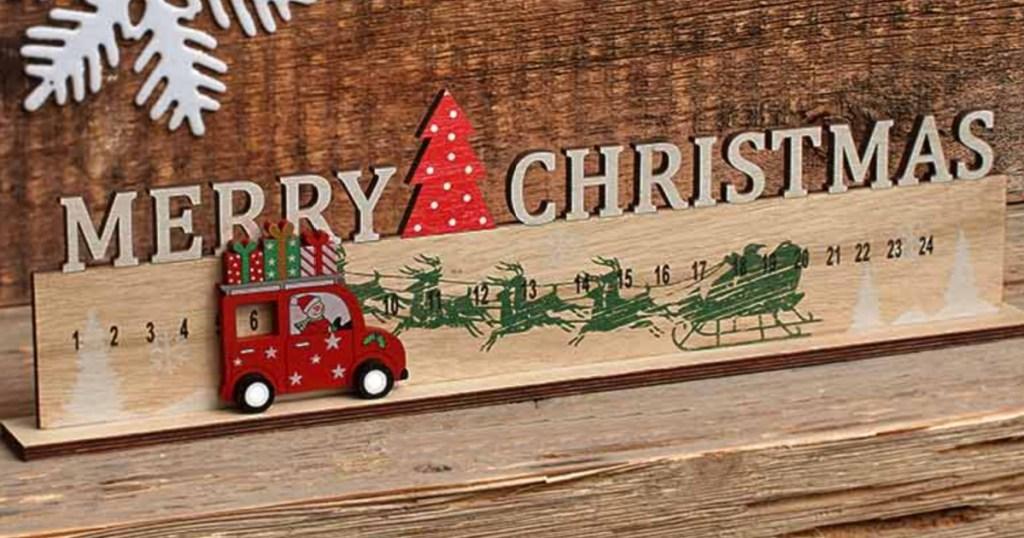 LTD Kalender Hitung Mundur Natal