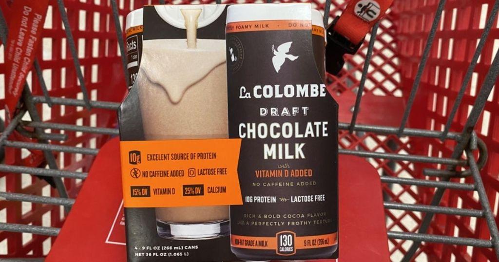 La Colombe Draft Chocolate Milk 4-pack