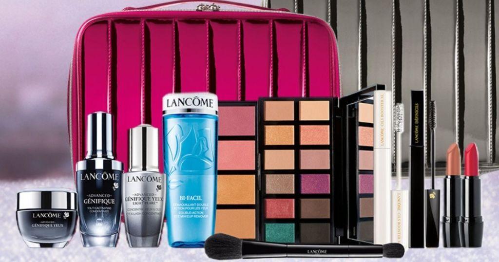 Lancome Beauty Gift Set and Bag