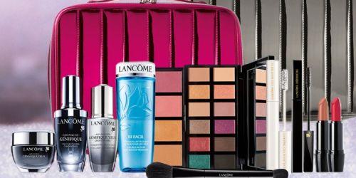 $779 Worth of Lancôme Cosmetics & Skincare Only $118.50 Shipped on Macys.com