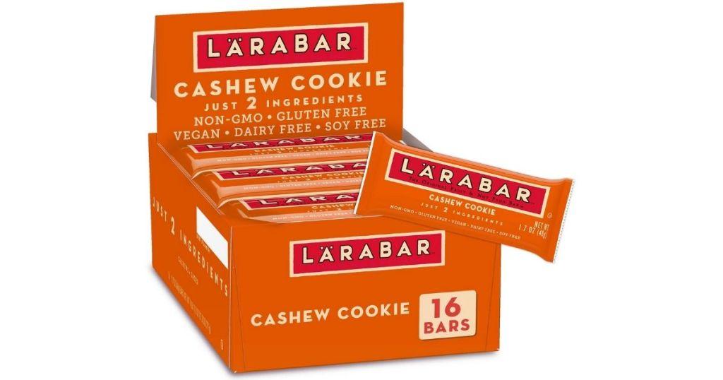 Larabar Cashew Cookie 16-Pack
