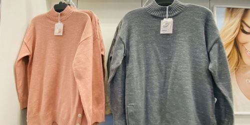 Lauren Conrad Women's Sweaters Only $16.99 on Kohls.com (Regularly $50)