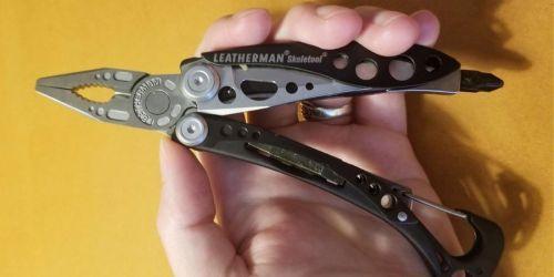 Leatherman Skeletool Only $47.95 Shipped on Amazon or Walmart.com (Regularly $65)