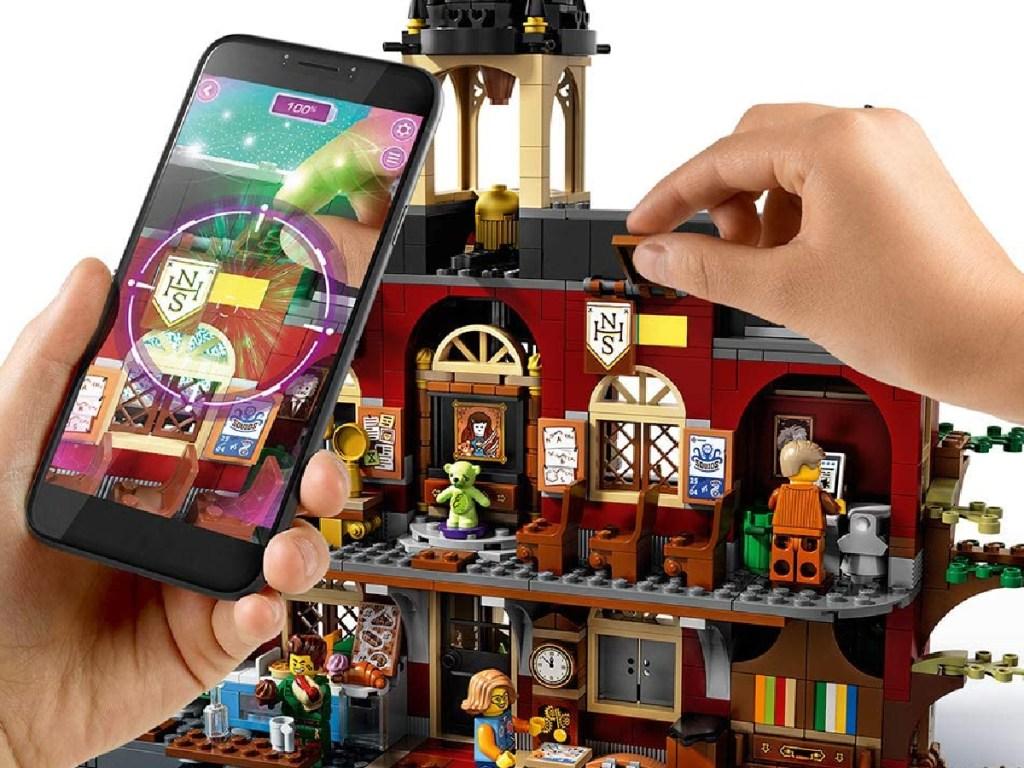 Lego Augmented Reality Set