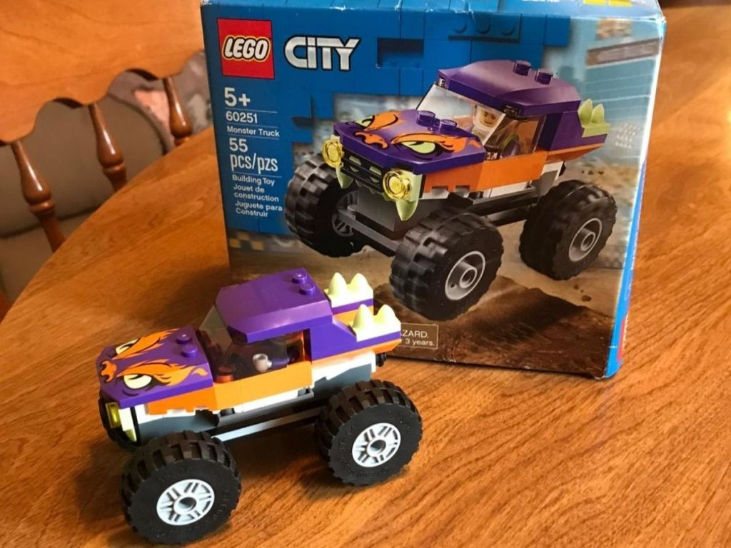 Lego Moster Truck Set