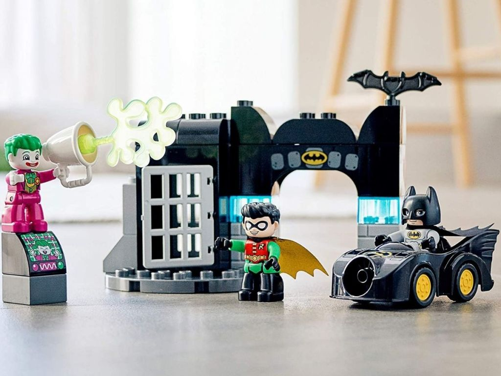 Lego Duplo Batcave Play Set