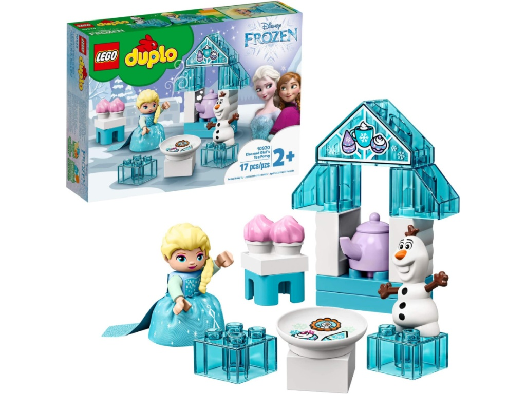 Lego Duplo Frozen 2 Building Set