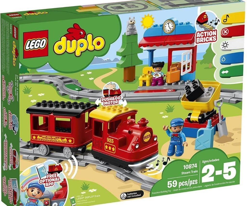 Lego Duplo Steam Train Set