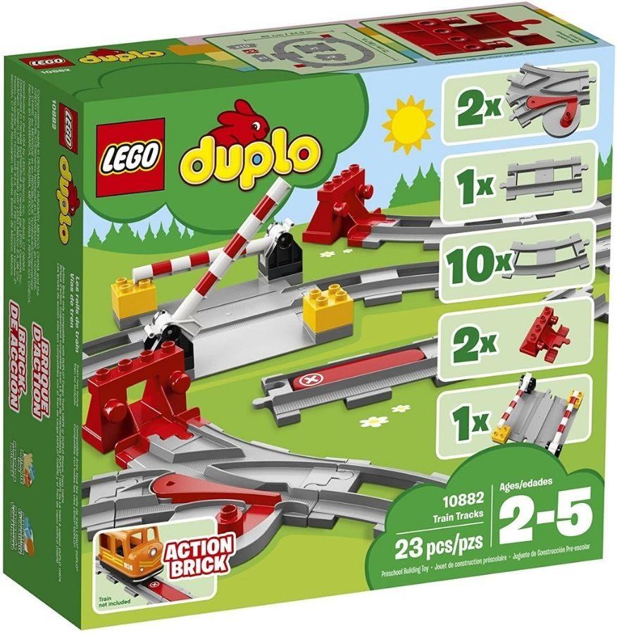 Lego Duplo Steam Train Tracks