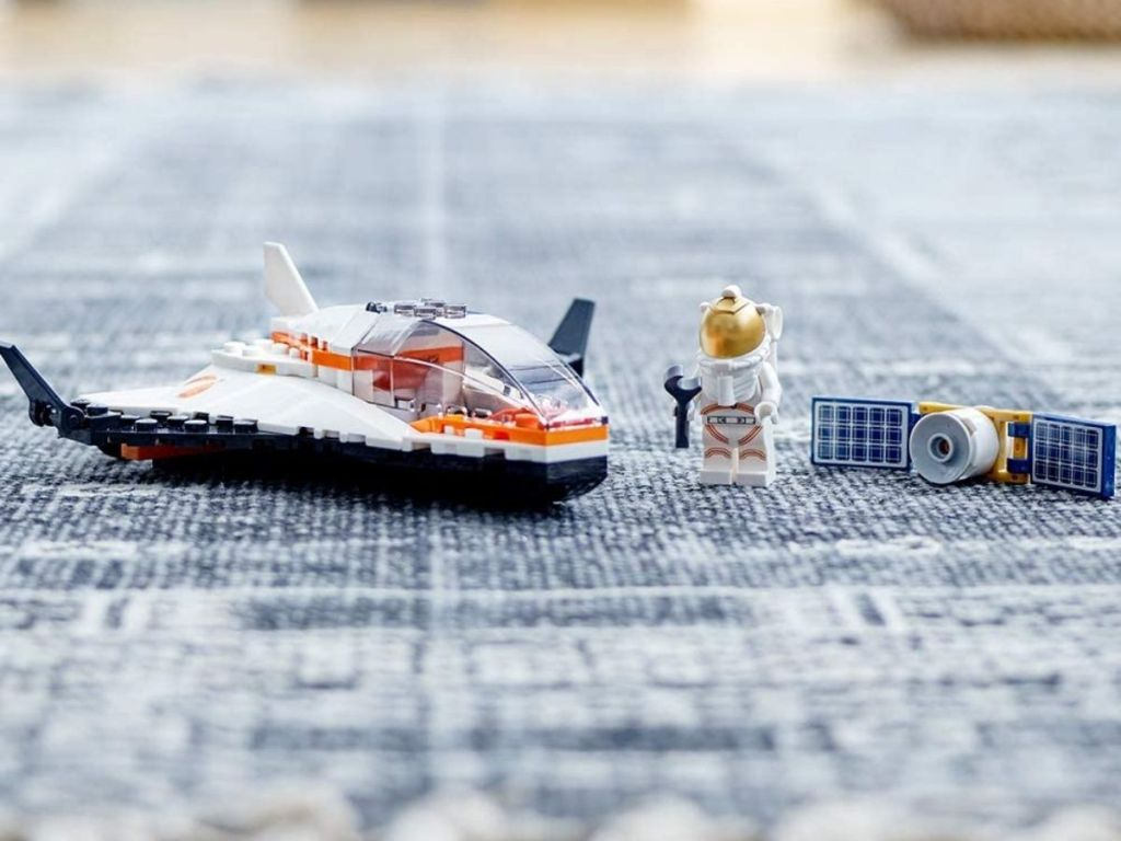 Lego Space Satellite Set