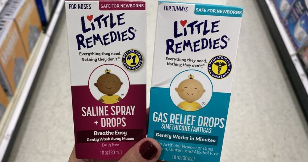 Little Remedies Products at Target