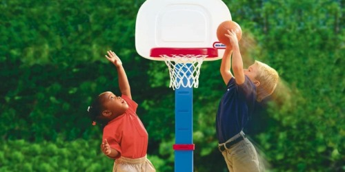 Little Tikes Basketball Set Only $19.99 on Walmart.com (Regularly $32)