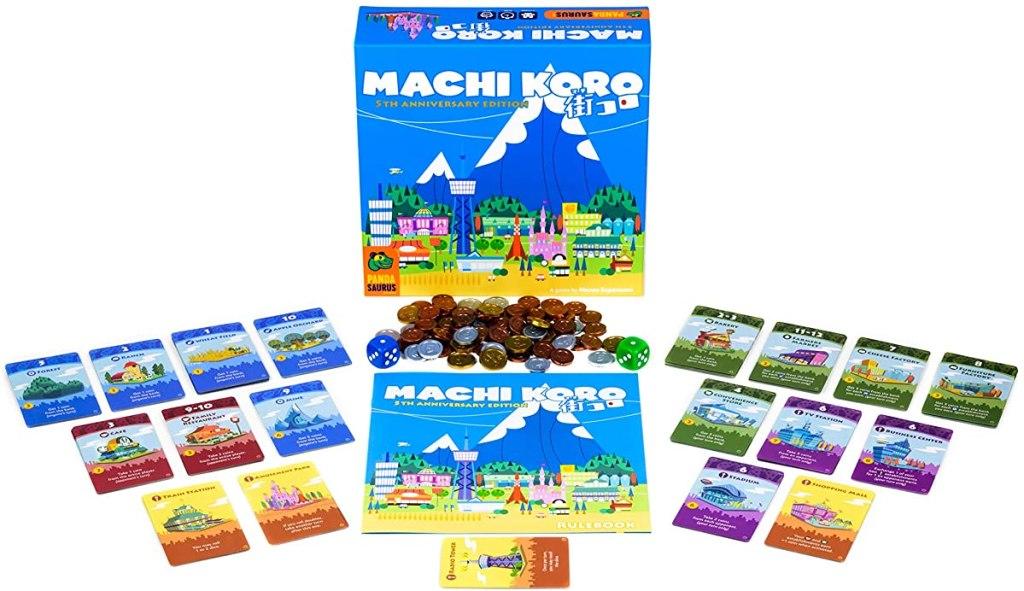 Machi Koro game
